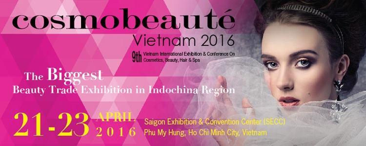 cosmobeute vietnam 2016