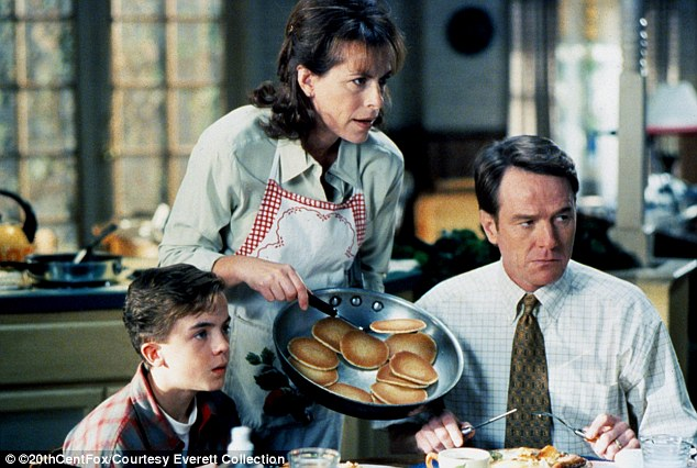 In the early 2000s - just before Breaking Bad - Cranston picked up the role as Hal on the hit comedy Malcolm in the Middle, which ended in 2006
