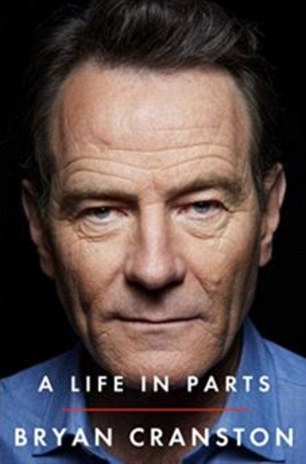 The actor's book hits stores on Tuesday