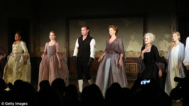 Storyline: The play is based off Choderlos de Laclos 1782 novel about sex and betrayal during pre-revolutionary France which scandalized the world
