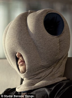 Ostrich Pillow, £49.99 from Studio Banana Things