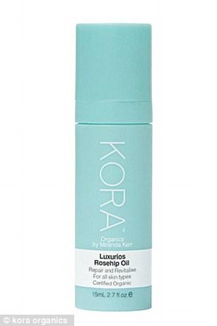 Kora Organics Luxury Rosehip Oil, £38 from NET-A-PORTER