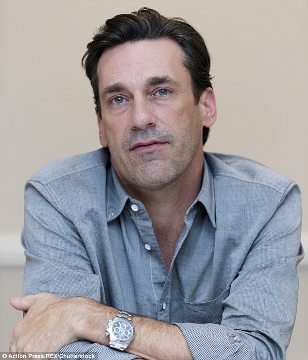 """'I'm thinking: """"Cub scouts, what do you do?""""': On Sunday, The Hollywood Reporter ran an interview in which Jon Hamm recounted saving a 90-year-old man who lived next door and fell from a ladder"""