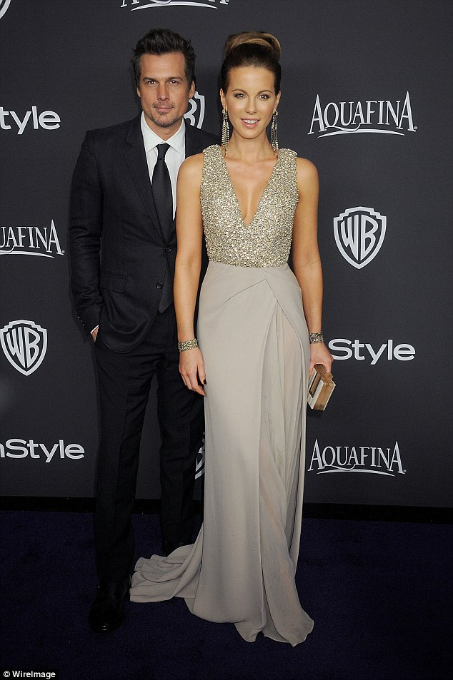 Split: She was married to Len Wiseman but they announced their separation in November of last year
