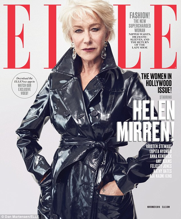 The Queen: Helen Mirren claimed to have 'no idea why' she has been so successful at her present time of life