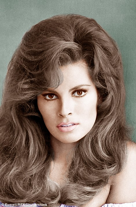 Raquel Welch in 1968