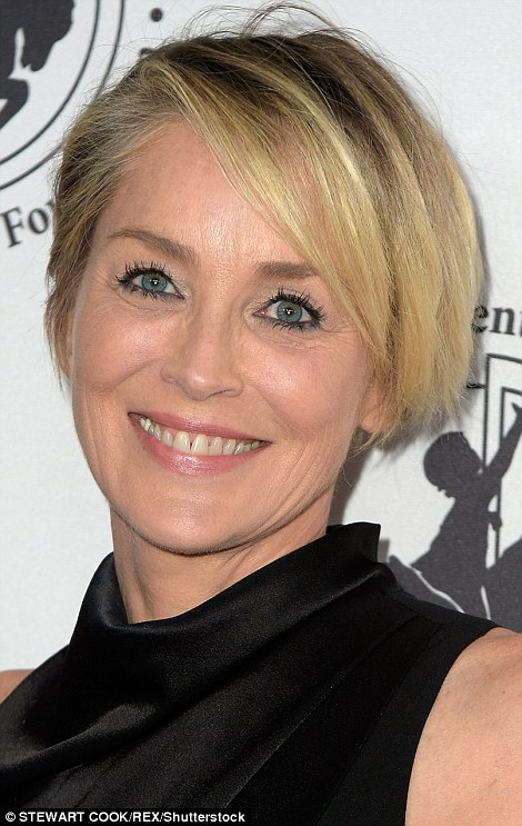 Sharon Stone had her big break aged 34 as the star of Basic Instinct, since when she's survived a brain aneurysm. Still acting
