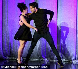 Smooth moves: Val and Laurie are the frontrunners on DWTS