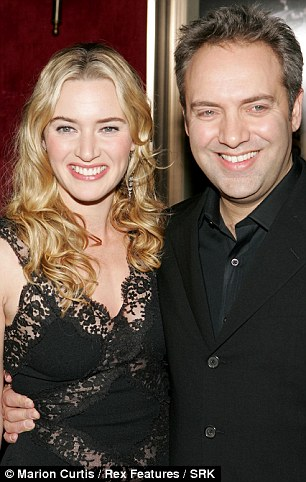 Mendes wasmarried to Kate Winslet forseven years