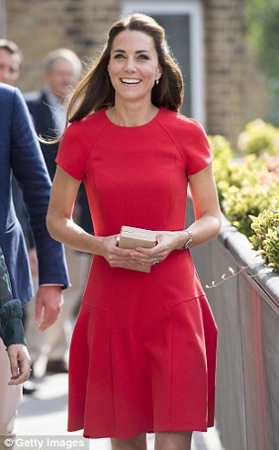 The Duchess of Cambridge will become Britain's secret weapon in attempts to 'beef up' relationships with EU countries during Brexit, former diplomats said yesterday