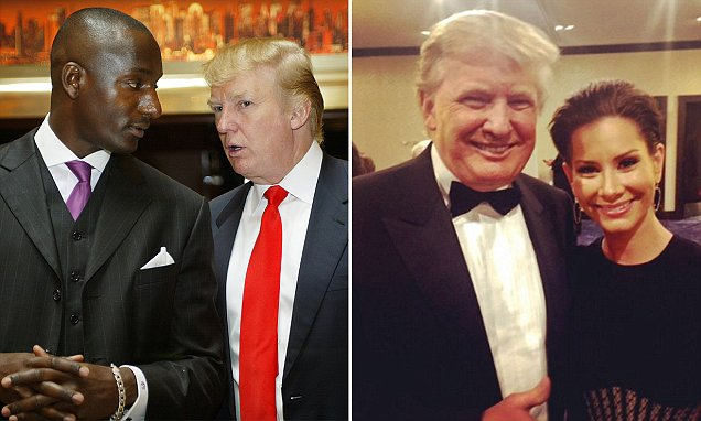 Black winner of The Apprentice recounts how Donald Trump called him 'lazy' and wanted him