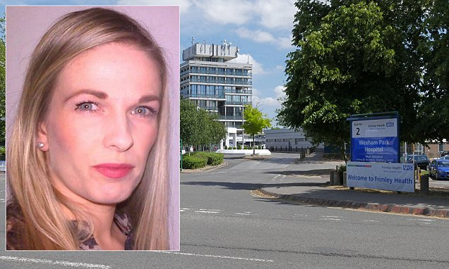 Mother, 37, died giving birth to twins 'after a hospital emergency button failed