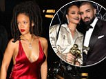 EXCLUSIVE: Rihanna is red hot this evening as she steps out for dinner at Carbone. <P> Pictured: Rihanna <B>Ref: SPL1368991  061016   EXCLUSIVE</B><BR/> Picture by: Splash News<BR/> </P><P> <B>Splash News and Pictures</B><BR/> Los Angeles: 310-821-2666<BR/> New York: 212-619-2666<BR/> London: 870-934-2666<BR/> photodesk@splashnews.com<BR/> </P>