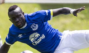 Everton outcast Niasse reveals the extent to which he has been frozen out at Goodison