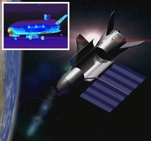 X-37 space plane reaches 500 days in orbit - and we still don't know its mission