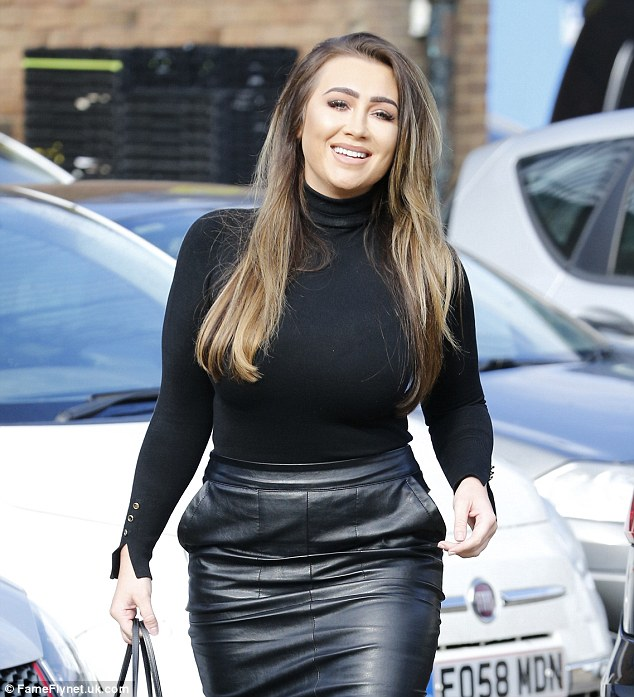 A welcome return:Lauren, who returned for one episode last year, will be joining the only two remaining cast members; Lydia Bright and Mark's best pal James Argent