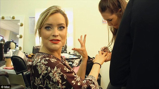 The rival: Laura Whitmore was also on It Takes Two following the scandal