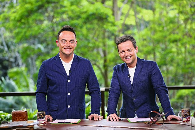 Seasoned pros: Ant and Dec - who have won at the awards 29 times - will be hopeful again