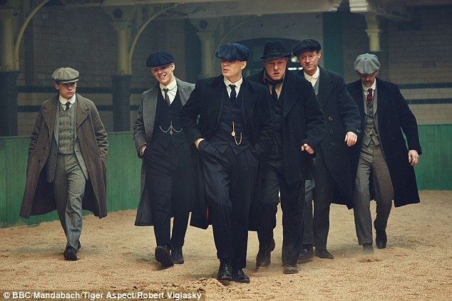 Competition: Peaky Blinders will attempt to challenge Poldark