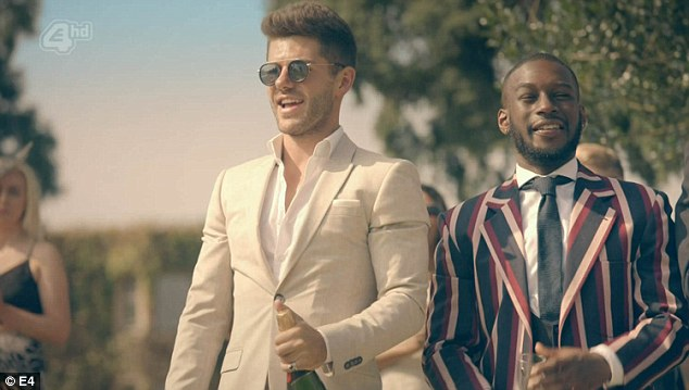 Hurtful act: Why Laing didn't just find out how Frankie had deceived him about Mytton by watching Made In Chelsea South Of France as we all had was anyone's guess