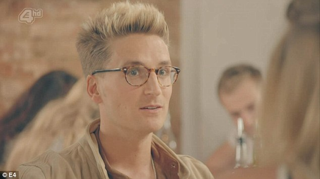 Back again: Former regular characters Francis Boule, Oliver 'Proudlock' Proudlock, and Maxence will be making surprise returns