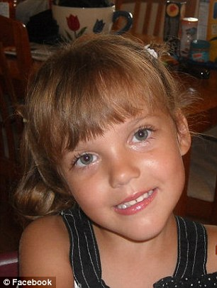 She was killed the day after her 10th birthday