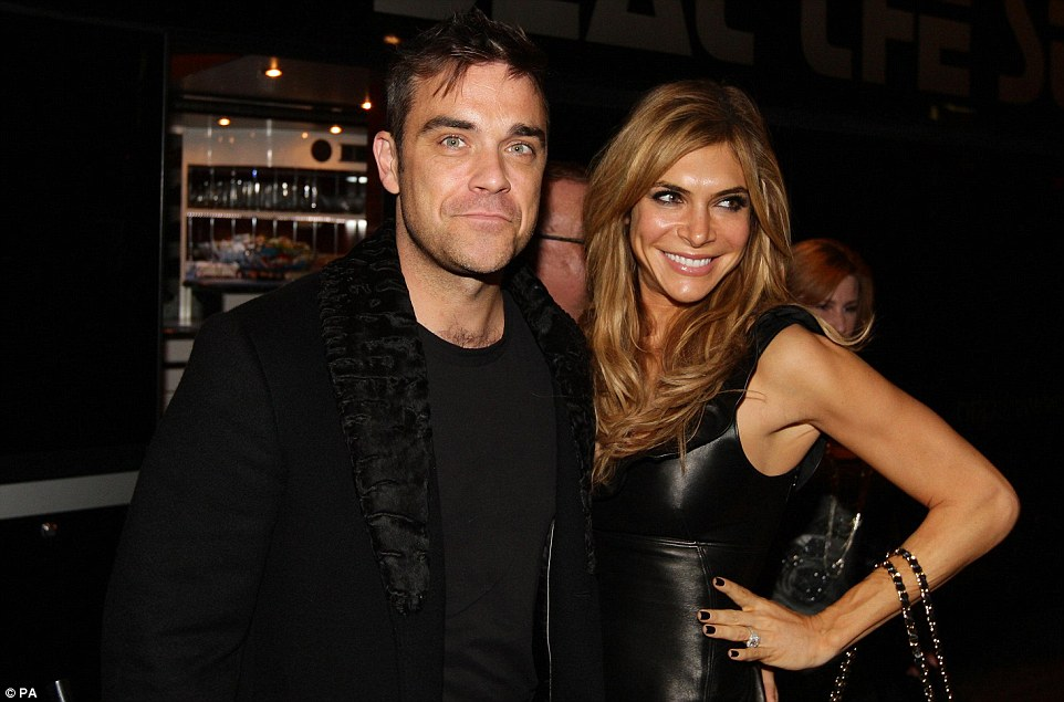 The house has been something of a passion project for Williams, pictured with wife Ayda Field, over the past three years
