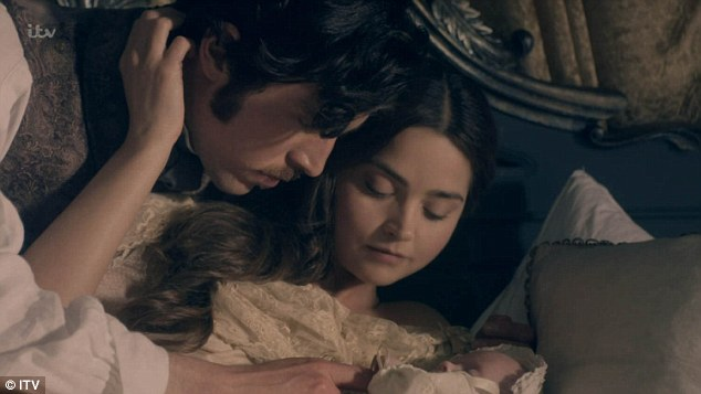 Last night's installment saw Victoria give birth to her first child, Victoria - but with eight more children to be born, surely there's more than just one follow-up series in the pipeline?