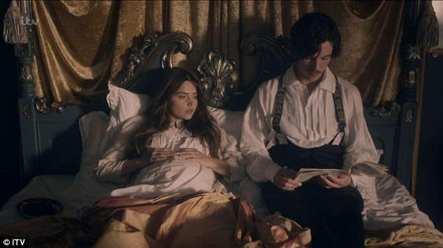 Jenna Coleman, in the final part of Victoria (ITV), simply had to announce: 'We are not amused.' She was sitting up in bed with her stiff-necked husband, Albert, who was studying the gentleman's periodical Punch and reading the jokes aloud