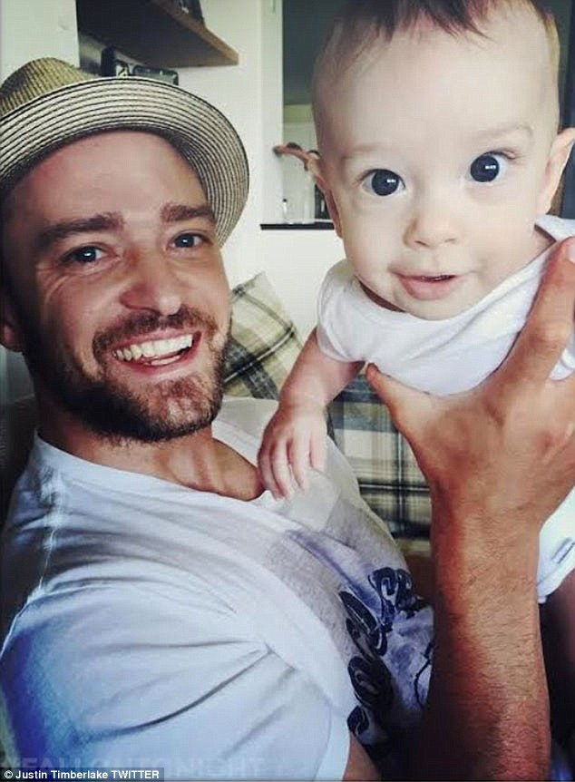 'It changes everything': Justin Timberlake confessed how much life is different since becoming a father to his 18-month-old son, Silas last year