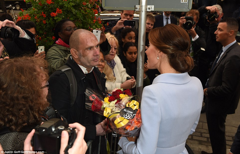 The royal is visiting the Dutch cityto learn about Bouwkeet, the social Makerspace of Bospolder-Tussendijken
