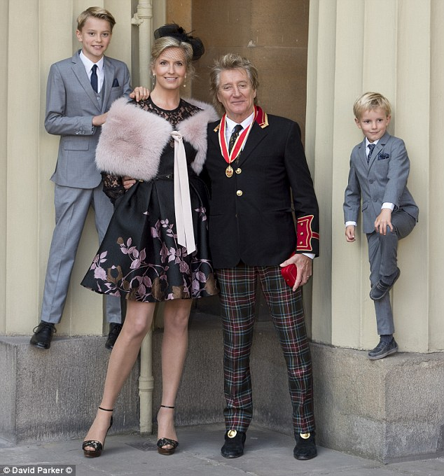 Looking ahead:Sir Rod will meet the Queen later at a reception at the Royal Academy of Arts - her first public engagement in London since returning to Buckingham Palace after spending the summer at her Scottish residence
