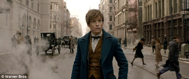 Coming soon: Fantastic Beasts And Where To Find Them is set to hit screens on November 18