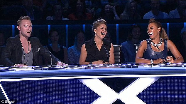 She's back! Her role will mark a return to The X Factor Australia and this time she will be hand-picking a team of wildcards, made from contestants the other judges have rejected
