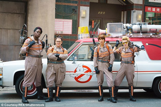 First: Gender flipping a successful film is generating momentum in Hollywood, even though it didn't work out so well for the trailblazer; Ghostbusters