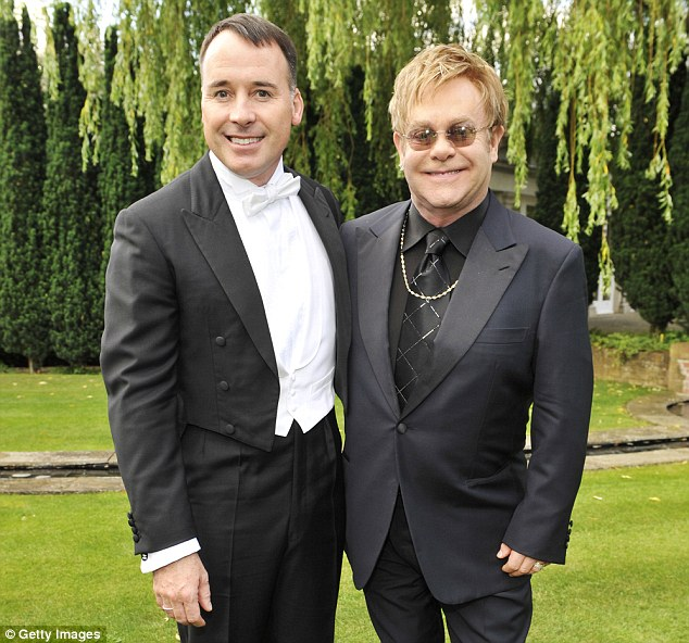 Now he has turned 69, he has opted for a more wholesome lifestyle with husband David Furnish, with whom he has a deep, loving relationship