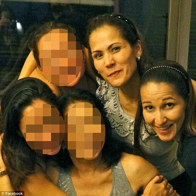 Aurora's family who include her younger actress sister Maritoni Fernandez, pictured, - have confirmed that she and Kanahashi were lovers before they had a falling out