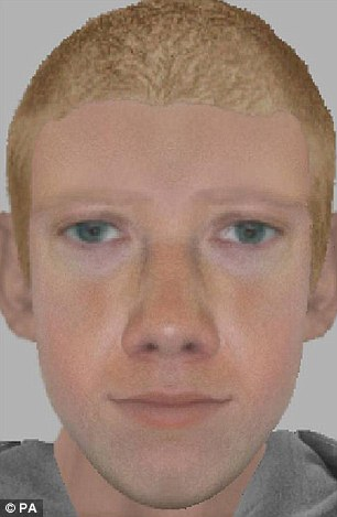 Wanted: E-fit images have been released of two men wanted by police investigating the abduction and rape of a 14-year-old schoolgirl
