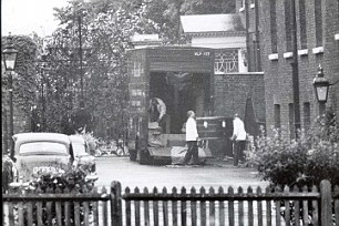 The royal couple move into Apartment 10 in 1960