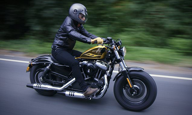 We test the Harley-Davidson Forty-Eight: It has its flaws but you love it