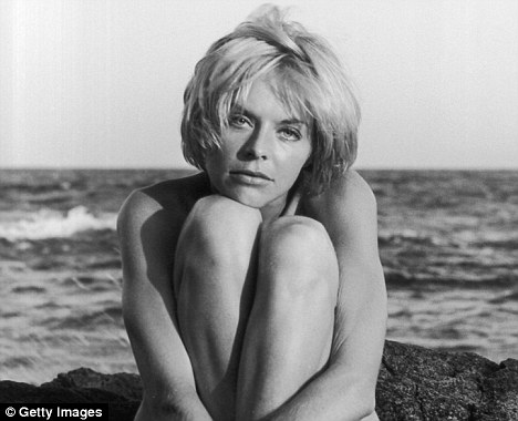 English rose: Susannah York, pictured here in 1967, has died age 72