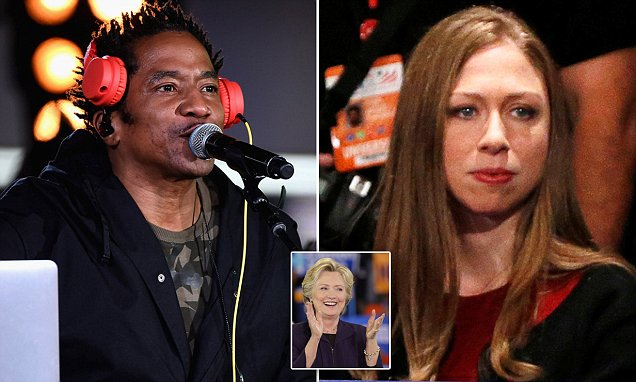 Inside the Clintons' weird world: Q-tip DJing for Chelsea's birthday party, Bill's secret