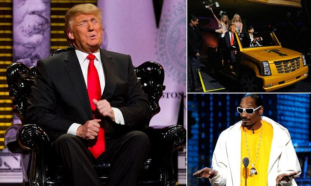 The inside story of Trump's Comedy Central roast: The Donald 'edited jokes to make himself