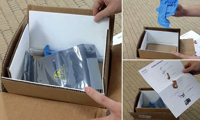 Samsung sends out fire resistant 'recovery boxes' for customers to return their Galaxy