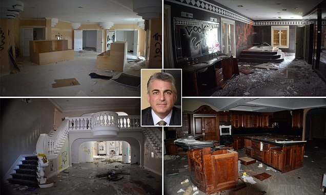 Maybe crime doesn't pay: Inside the $7million mansion which New Jersey fraudster swapped