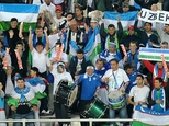 Tuesday's victory put the Uzbeks in command of their group with three wins from four matches, while China languish in fifth place with only a point to show f...