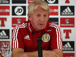 Gordon Strachan says he has not yet seen Scotland produce a perfect performance