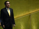Thailand's Prime Minister Prayut Chan-O-Cha has appealed for calm after police warned of a plot to target Bangkok with car bombs