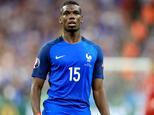 France midfielder Paul Pogba scored the only goal against Holland