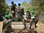 Somalia's El-Ali town is at least the second town Ethiopian troops have vacated in recent weeks, after abandoning nearby Moqokori